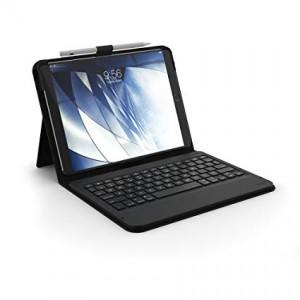 Купить Чехол-клавиатура ZAGG Messenger Folio with Keyboard-9.7 inch-Apple iPad Air 2/ iPad Pro -Non Backlit-Black Case(Pencil Holder) Black (ID8BSF-BBU)