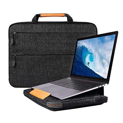 Чехол-сумка WIWU 13.3 Laptop Stand Bag Black