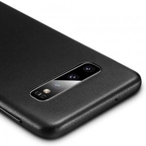 Купить Кожаный чехол ESR Oxford Black Samsung S10 Plus