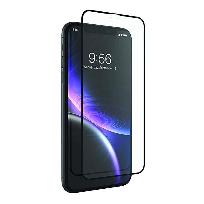 Защитное стекло InvisibleShield Glass+ Luxe - Apple iPhone Xr - Case Friendly Screen-FG-Black Black (200102123)