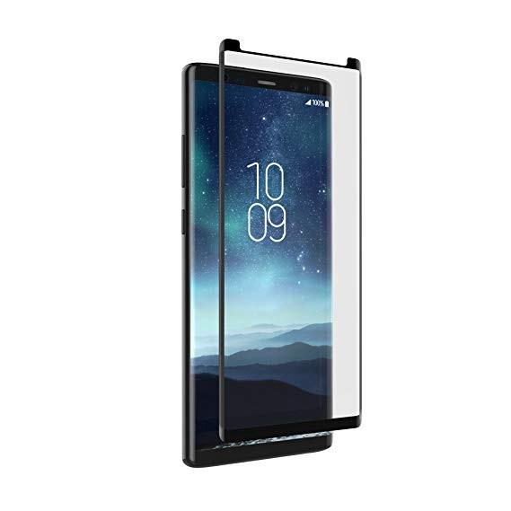 Защитное стекло InvisibleShield GL Curve Elite-Samsung Galaxy-Note8-Case Friendly Screen Clear (200101372)