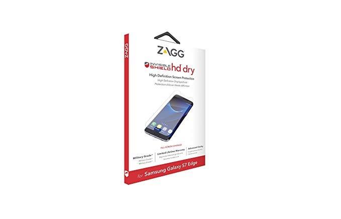 Защитная пленка InvisibleShield Samsung Galaxy S7 Edge - HD Dry - Full Body Clear (G7EHDF-F00)
