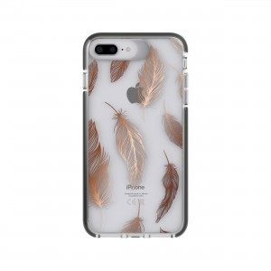 Купить Чехол GEAR4 Victoria iPhone 6-8 PLUS (Feathers) (IC67LVIC02)