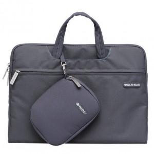 Купить Чехол-сумка WIWU 13 Campus Slim Case Grey