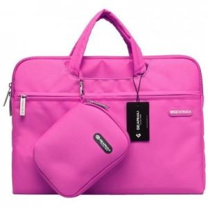 Купить Чехол-сумка WIWU 13 Campus Slim Case Red