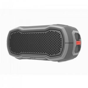 Купить Водонепроницаемая портативная колонка Braven Ready Solo Outdoor Waterproof Speaker Grey/Grey/Orange (BRDYSOLOGGO)