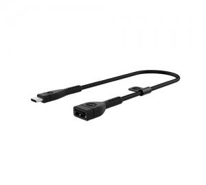 Купить Кабель mophie PRO|USB2.0 C-A Adapter|Black Black (3621_PRO-2.0-CA-ADPTR-BLK)