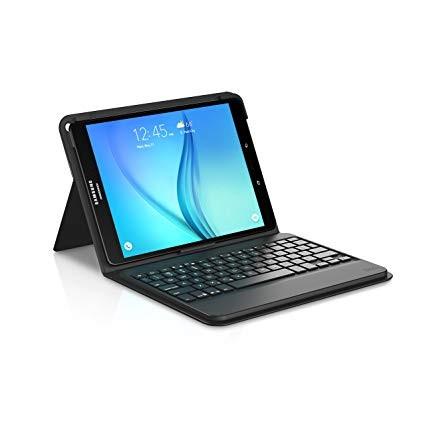 Чехол-клавиатура ZAGG Messenger Folio для Samsung Galaxy Tab A 9.7 Black (T97BSF-BKU)