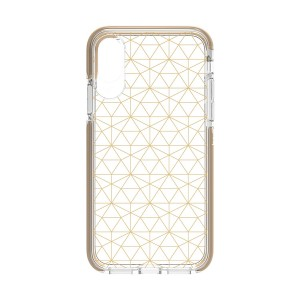 Купить Чехол GEAR4 Victoria iPhone X (Geometric Gold) (IC8VICGGLD)