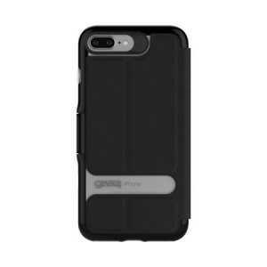 Купить Чехол-книжка GEAR4 Oxford iPhone 7/8 Plus Black (IC7L34D3)