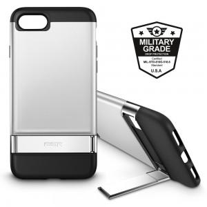 Купить Чехол с подставкой ESR Urbansoda Simplace Silver iPhone 8/7