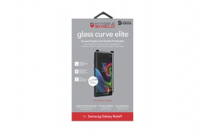 Купить Защитное стекло InvisibleShield Glass Curve Elite - Samsung Note9-Screen-Black Black (200101971)