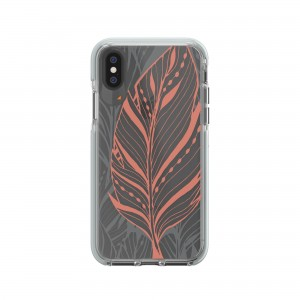 Купить Чехол GEAR4 Victoria iPhone Xs (Tribal Leaf) (ICXVIC04)