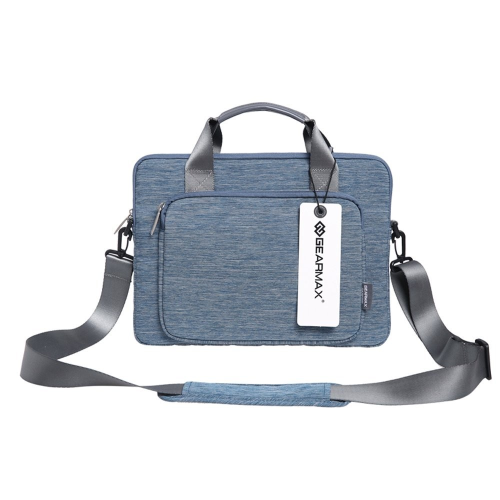 Чехол-сумка WIWU 15 Gent Carrying Case Grey