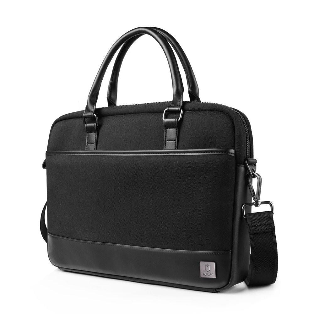 Чехол-сумка WIWU 13 London Brief Case Black