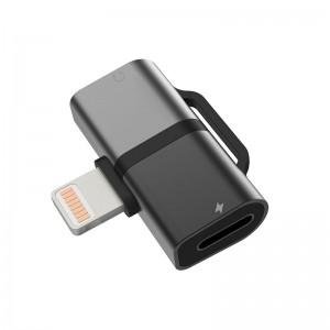 Купить Адаптер-разветвитель WIWU ST02 Pro grey (ST02)