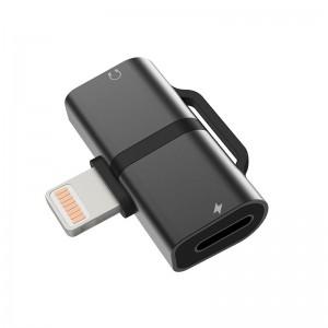 Купить Адаптер-разветвитель WIWU ST02 Pro black (ST02)