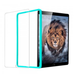 Купить Защитное стекло с рамкой для установки ESR Glass Film Clear iPad Air/Air 2/9.7/9.7 Pro