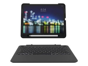 Купить Чехол-клавиатура ZAGG Keyboard - Slim Book Go - Apple-iPad Pro 11-UK Black (103302317)