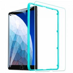 Купить Защитное стекло с рамкой для установки ESR Glass Film Clear iPad Air 10.5 2019/iPad Pro 10.5