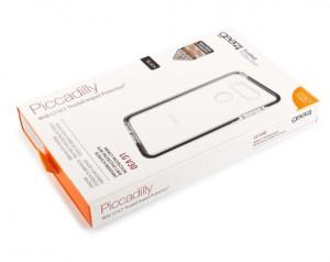 Купить Чехол GEAR4 LG V30 Piccadilly Silver (LGV30PICSVR)