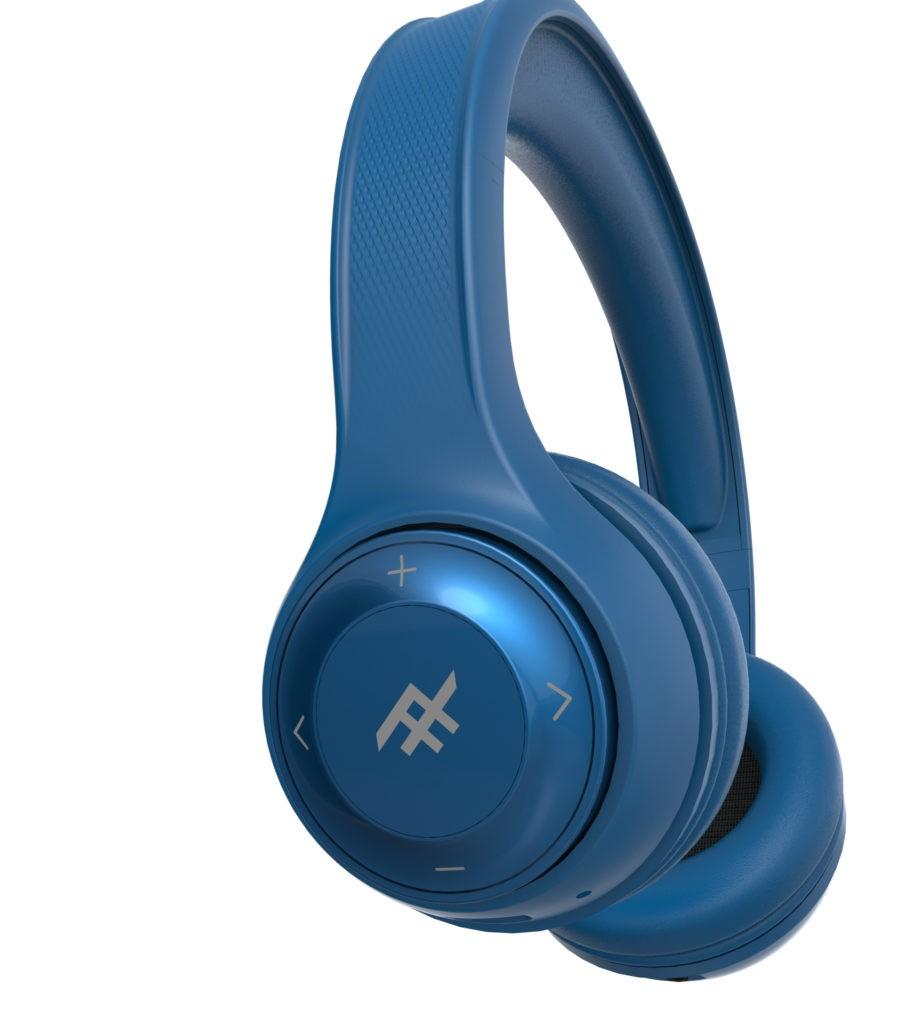 Беспроводные наушники iFrogz Aurora Wireless Headphones Blue (IFFAWL-BL0)