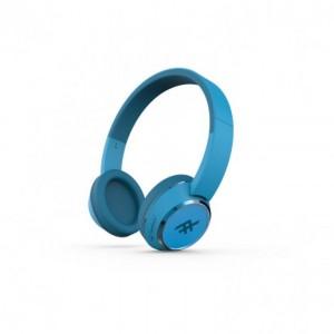 Купить Беспроводные наушники iFrogz Coda Wireless Bluetooth Headphone с микрофоном Blue (IFOPOH-BL0)