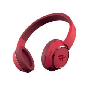 Купить Беспроводные наушники iFrogz Coda Wireless Bluetooth Headphone с микрофоном Red (IFOPOH-RD0)