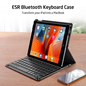Купить Чехол-клавиатура ESR Bluetooth Keyboard Black iPad 9.7 2018/2017