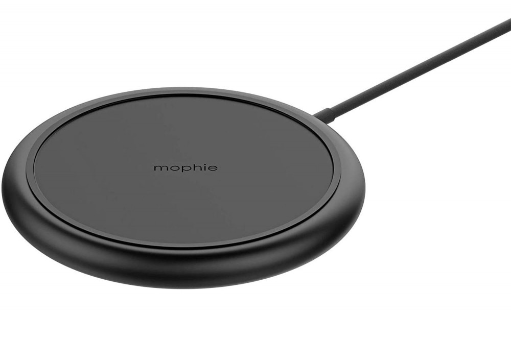 Беспроводная зарядка mophie Universal Wireless-ChargeStream Pad Plus-EU Black (409901484)