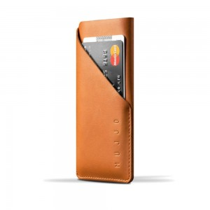 Купить Чехол-карман MUJJO Leather Wallet Sleeve iPhone 8/7 Tan (MUJJO-SL-102-TN)