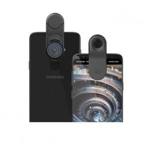 Купить Объектив Olloclip Multi-Device Clip with Fisheye + Macro Essential and Super-Wide Essential (OC-0000302-EU)