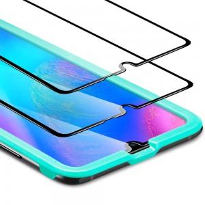 Купить Полноэкранное защитное стекло ESR Full Coverage Glass Film Black-2Pack Huawei P30 Lite