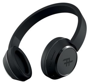 Купить Беспроводные наушники iFrogz Coda Wireless Bluetooth Headphone с микрофоном Black (IFOPOH-BK0)