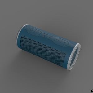 Купить Водонепроницаемая портативная колонка Braven Speaker-BRV-360 Blue (604202612)