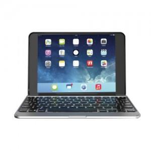 Купить Чехол-клавиатура ZAGG Slim Book для iPad Mini 4 — backlit Black (IM4ZF2-BBU)