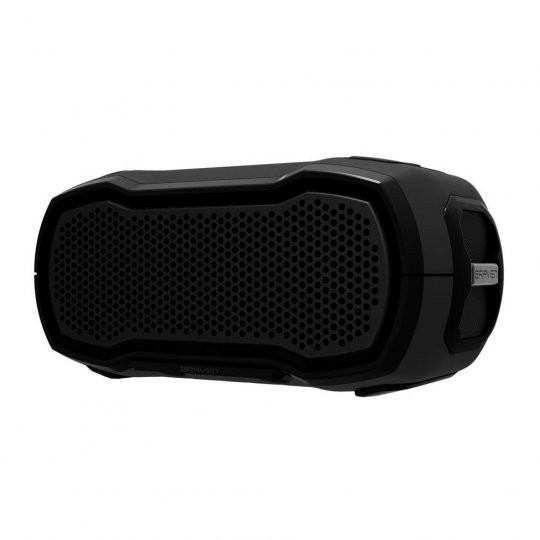 Водонепроницаемая портативная колонка Braven Ready Solo Outdoor Waterproof Speaker Black/Black/Titanium (BRDYSOLOBBB)