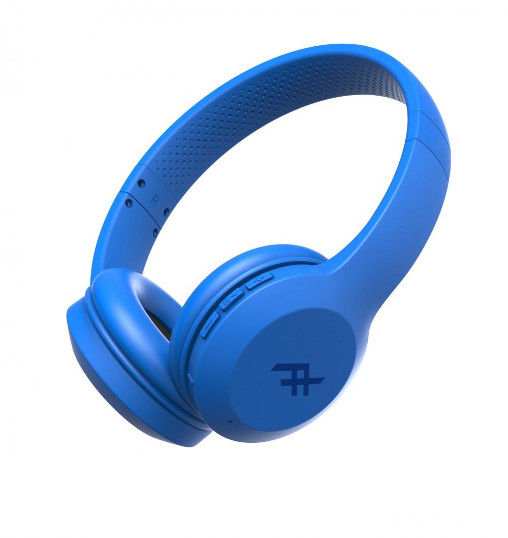 Беспроводные наушники iFrogz Resound Wireless Headphone Blue (IFARWH-BL0)