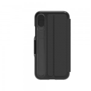 Купить Чехол-книжка GEAR4 Oxford for iPhone X Black (IC8OXDBLK)