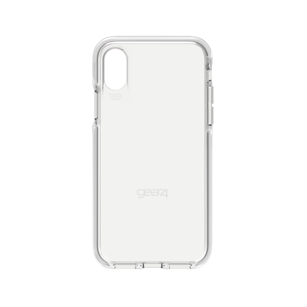 Чехол GEAR4 Piccadilly iPhone X Silver (IC8PICSVR)