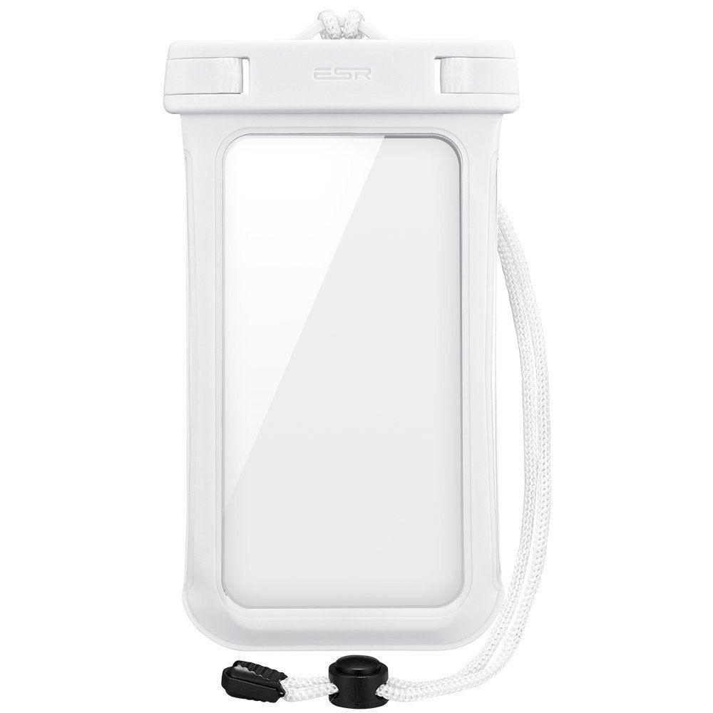 Универсальный водонепроницаемый чехол ESR Waterproof Pouch Bag White