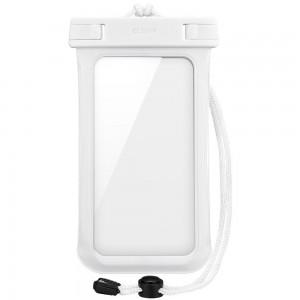 Купить Универсальный водонепроницаемый чехол ESR Waterproof Pouch Bag White