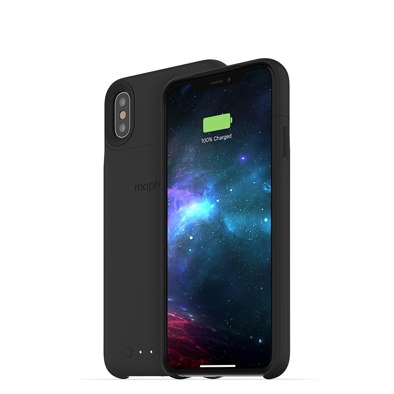 Чехол-аккумулятор mophie juice pack Access iPhone Xs Max Black (401002839)