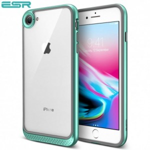 Купить Чехол ESR Bumper Hoop Mint iPhone 8/7