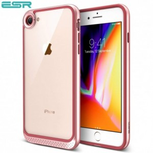 Купить Чехол ESR Bumper Hoop Rose Gold iPhone 8/7