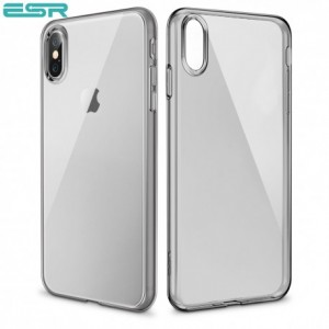 Купить Чехол ESR Essential Zero Clear Black iPhone XR