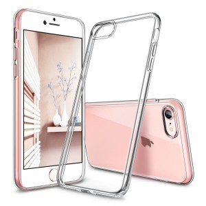 Купить Чехол ESR Eseential Zero Clear White iPhone 8/7