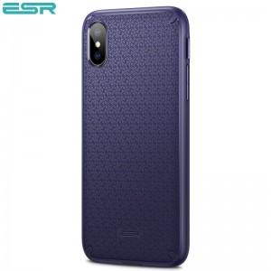 Купить Ультратонкий чехол ESR Kikko Blue iPhone XS/X