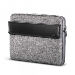 Купить Чехол-сумка ESR Macbook Sleeve Dark Gray+Black 13 inch
