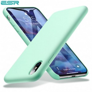 Купить Чехол ESR Yippee Color Mint iPhone XR